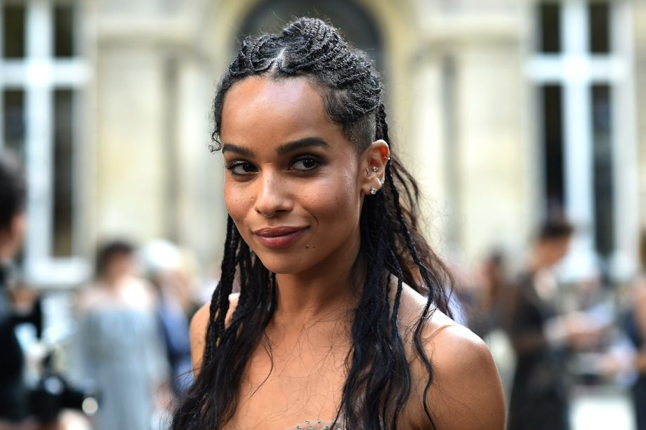 'Fantastic Beasts And Where To Find Them': Zoe Kravitz ...