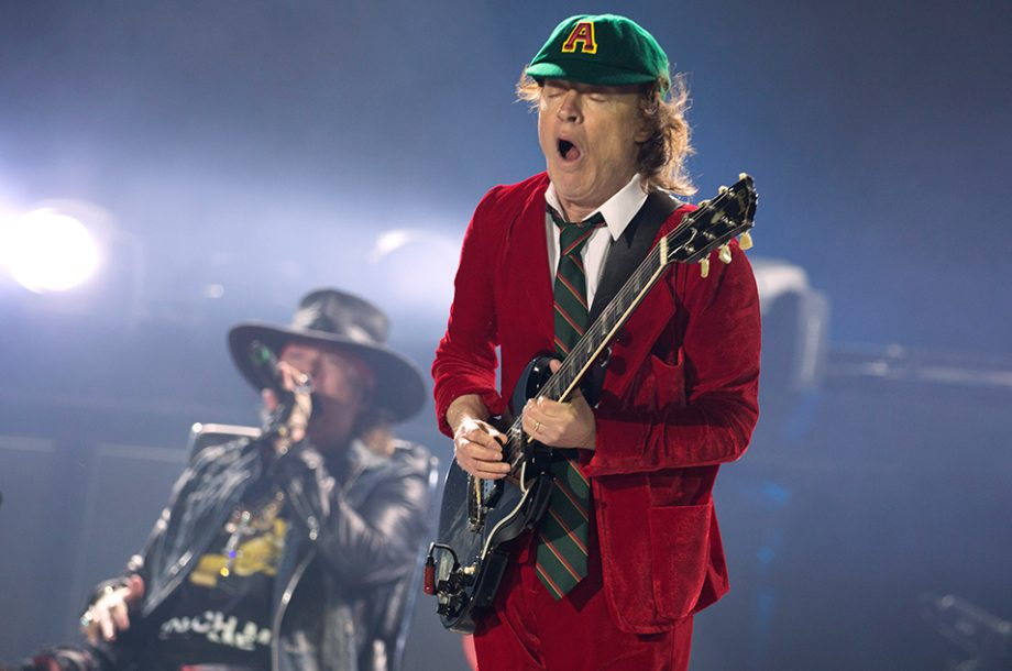 Five Things We Learned From Angus Young's Rolling Stone Interview