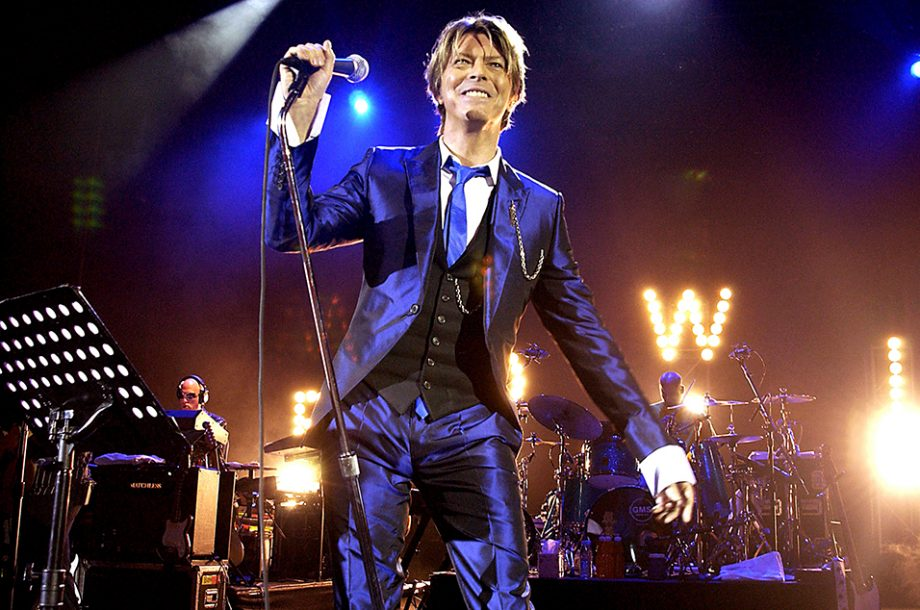 New David Bowie greatest hits album album 'Bowie Legacy' set for release