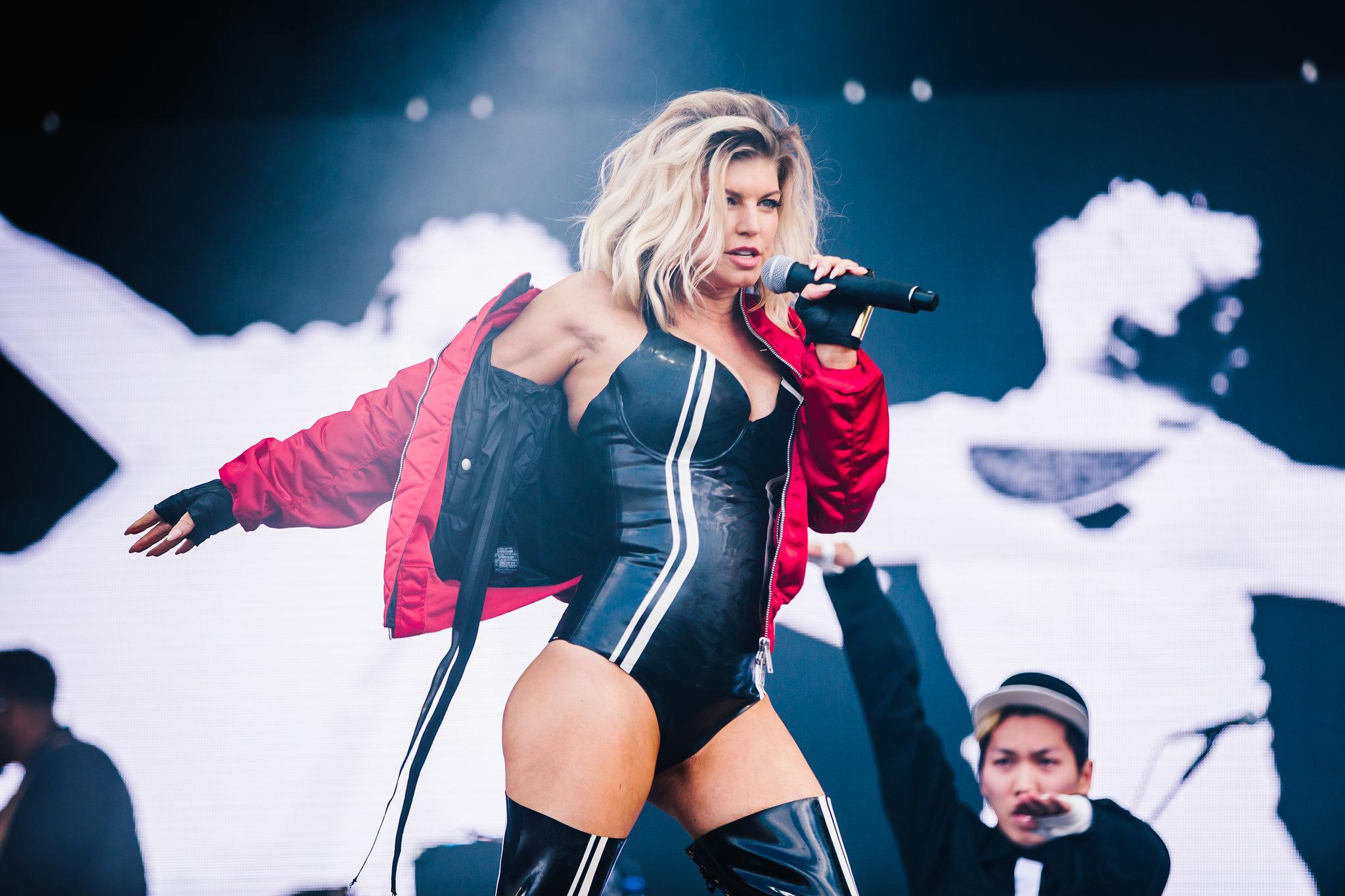 Fergie On Kim Kardashian Her Rock Side And Her New Album