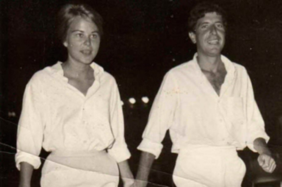 Leonard Cohen pays tribute to woman who inspired 'So Long Marianne'