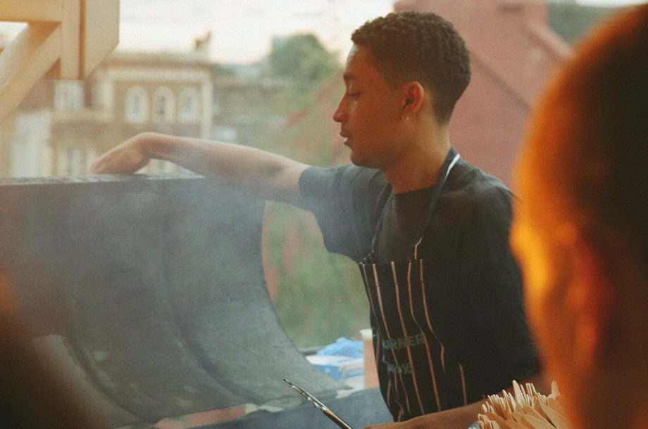Bbqing With Loyle Carner The Up And Coming Mc Gets A