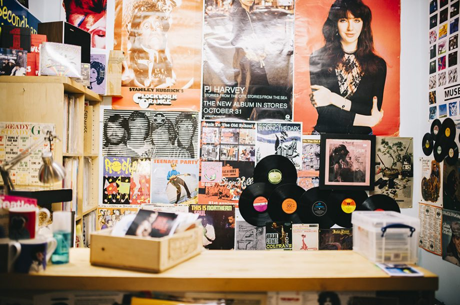London Record Shops A Comprehensive Guide