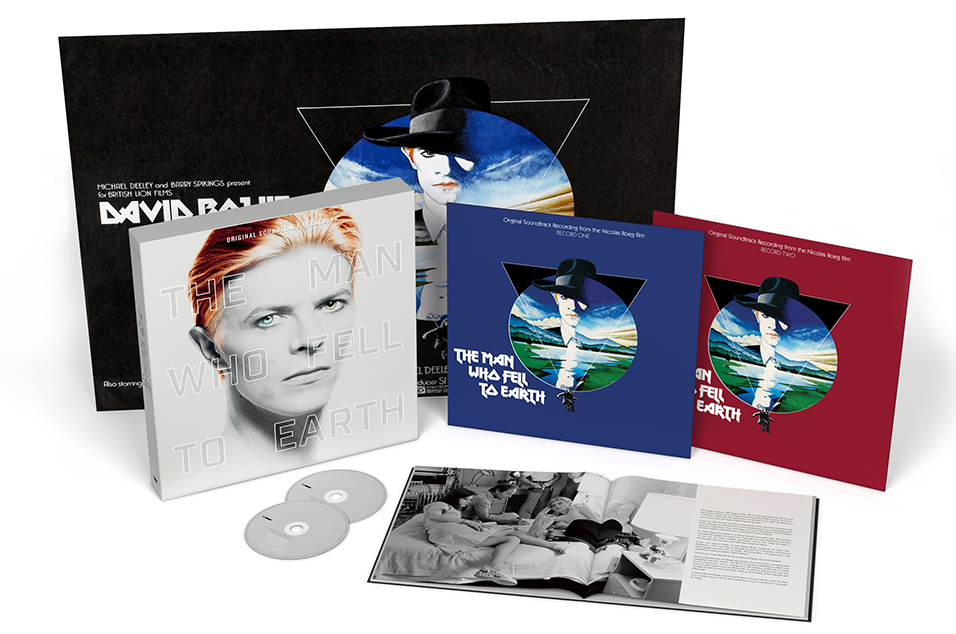 David Bowie's 'The Man Who Fell To Earth' soundtrack