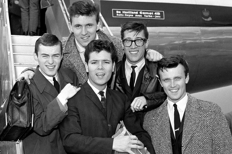 Cliff Richard and the Shadows