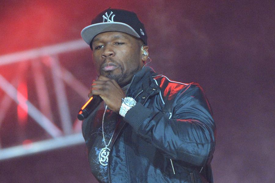 50 Cent Announces Trio Of Uk Arena Tour Dates