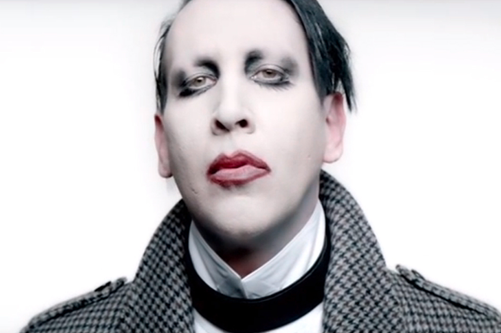 marilyn manson says new album say10 is like 39 antichrist superstar 39 and 39 mechanical animals 39. Black Bedroom Furniture Sets. Home Design Ideas