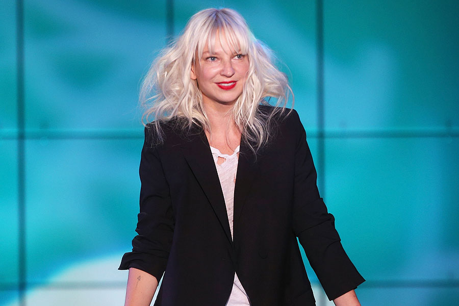Sia says her new song chandelier could have gone to beyonc or sia says her new song chandelier could have gone to beyonc or rihanna aloadofball Choice Image