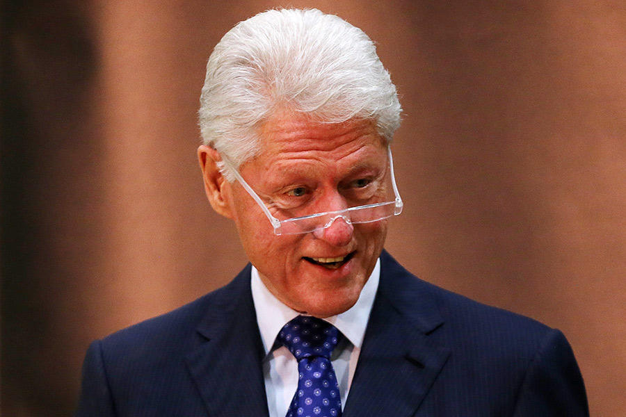 Bill Clinton Met Beyonc Jay Z And Chance The Rapper At Mia Festival