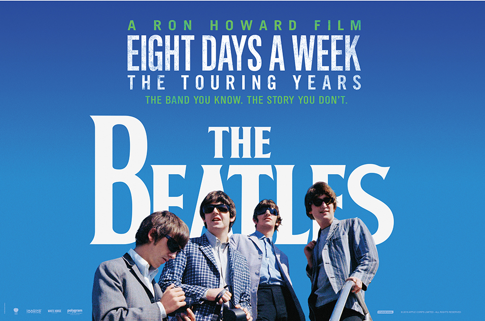Surviving Beatles Say They Haven T Seen New Eight Days A