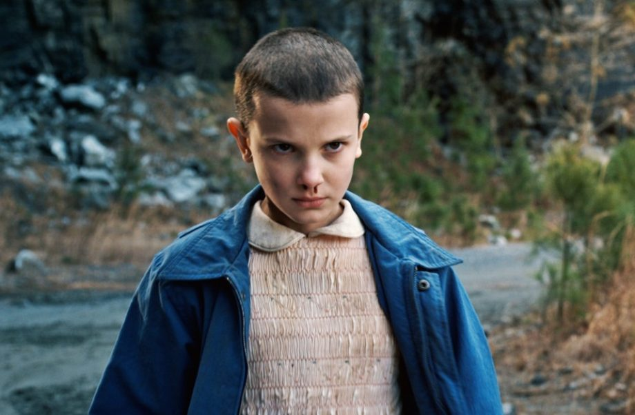 'Breaking Bad' star Aaron Paul asks Eleven from 'Stranger Things' if he can adopt her