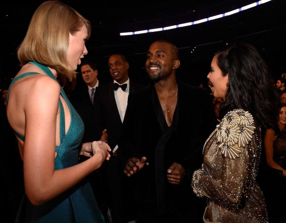 Kanye fucks taylor
