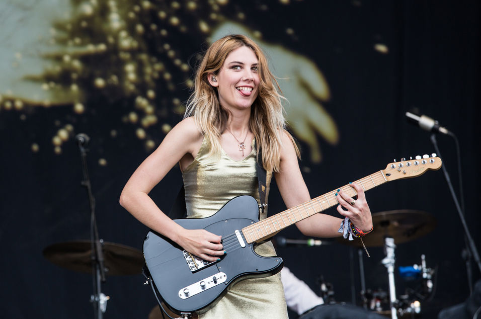 Wolf Alice S Ellie Rowsell On Judging The Mercury Prize
