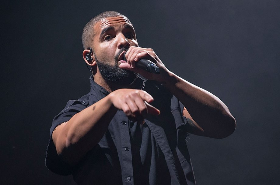 6bc4d790207 Watch LeBron James rap with Drake in concert