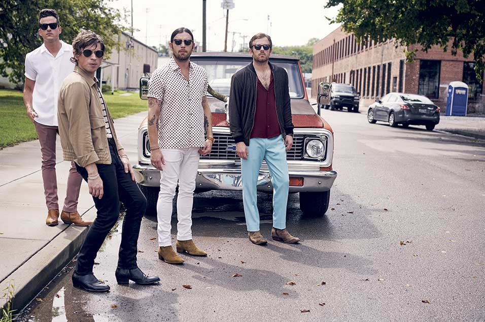 World Exclusive Comeback Interview: How Kings Of Leon ...