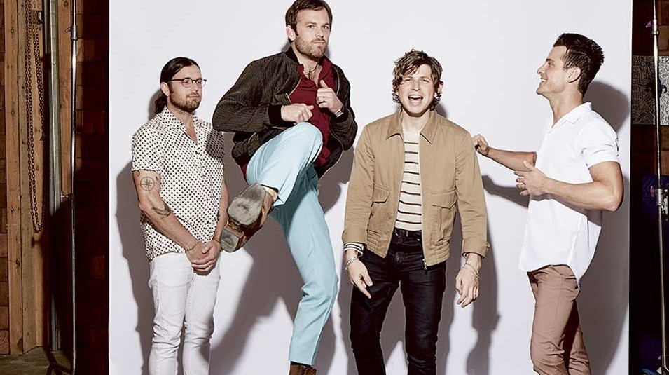 World Exclusive Comeback Interview How Kings Of Leon
