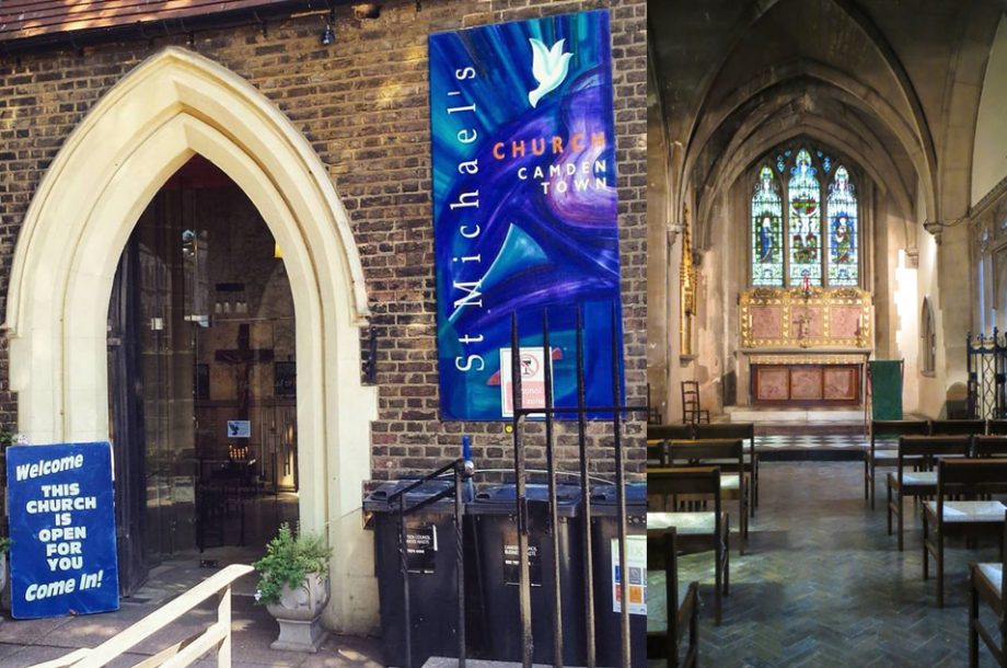 Metal-loving vicar wants to turn his church into a gig venue