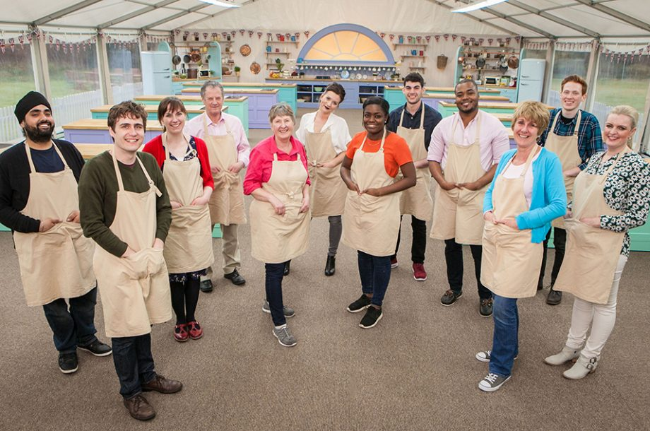Great British Bake Off' contestants revealed amid 'gendered