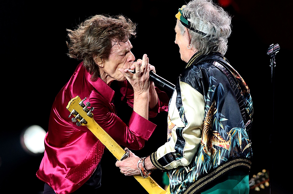 Watch The Rolling Stones preview new music in album ... Rolling Stones News
