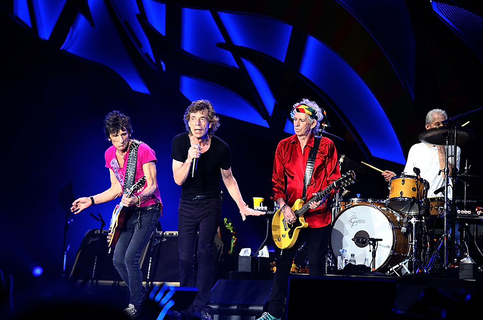 The Rolling Stones Set Date For Havana Moon Film Release