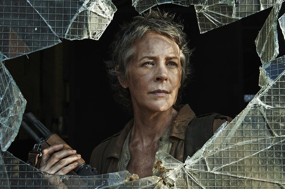 The Walking Dead S Melissa Mcbride Hints At Major Trauma
