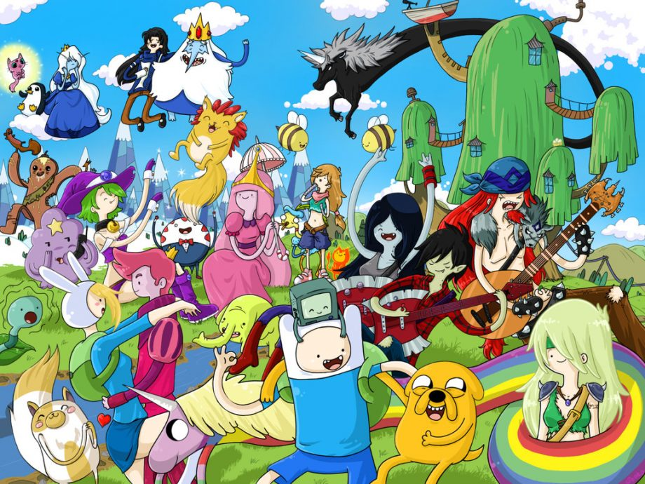109b38bec79f8a Adventure Time   11 Moments That Are 100% Inappropriate For Kids