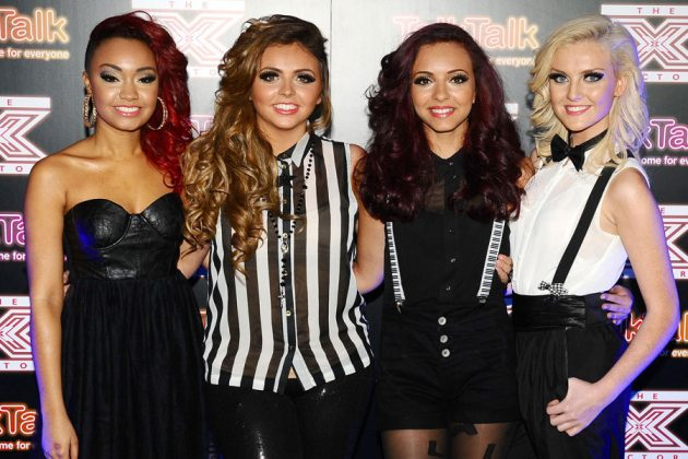 Little Mix, whose singer Jade Thirlwall had anorexia