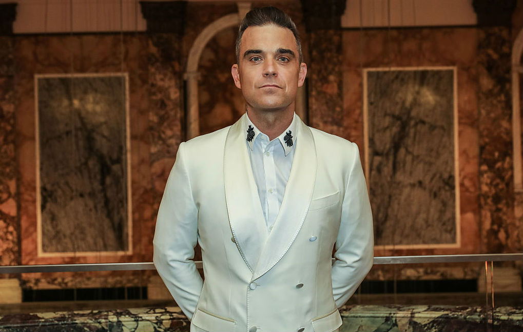 Robbie Williams announces Irish gig