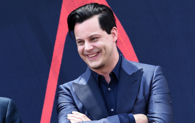 Jack White Inducted Into The Nashville Walk Of Fame