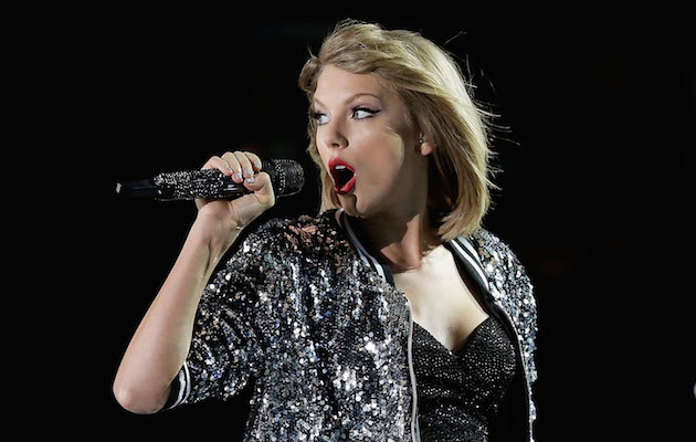 Taylor Swift talks feeling 'frantic, distressed, v