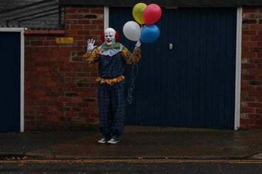 874b9aa89df The Northampton Clown Is The Forgotten Hipster Of The Killer Clown Craze