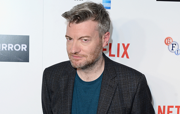Charlie Brooker: Getty