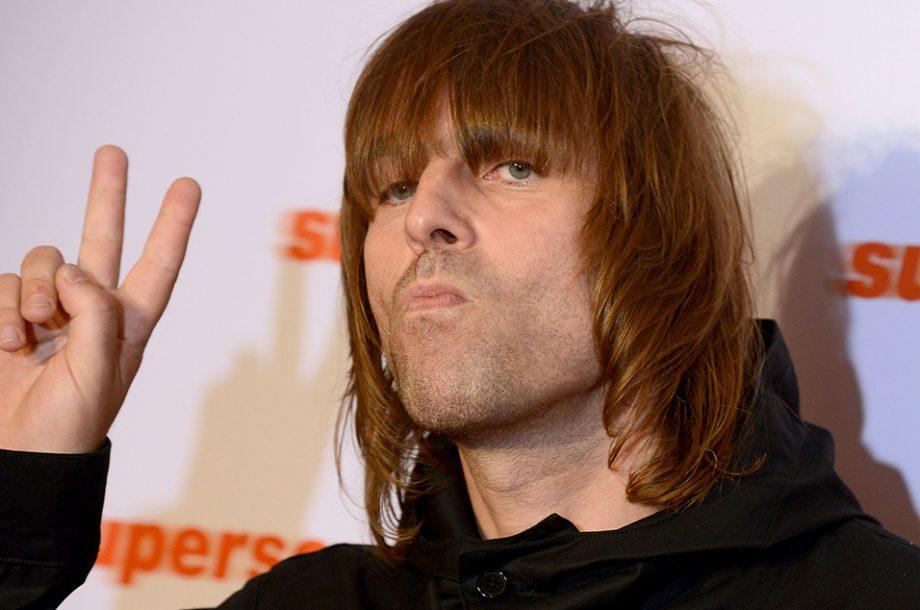 Liam Gallagher backs #IAMWHOLE campaign on World Mental Health Day