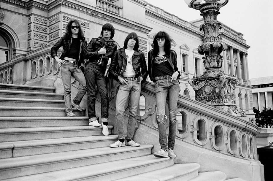 Ramones to have a street in New York City named after them
