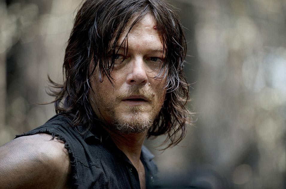 The Walking Dead premiere Daryl Dixon