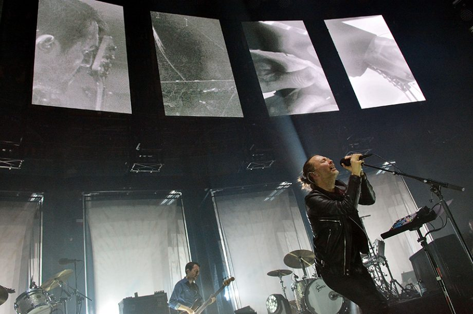 Does This New Clue Confirm That Radiohead Will Headline Glastonbury?