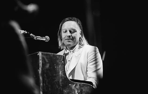 Arcade Fire debut new songs at secret show