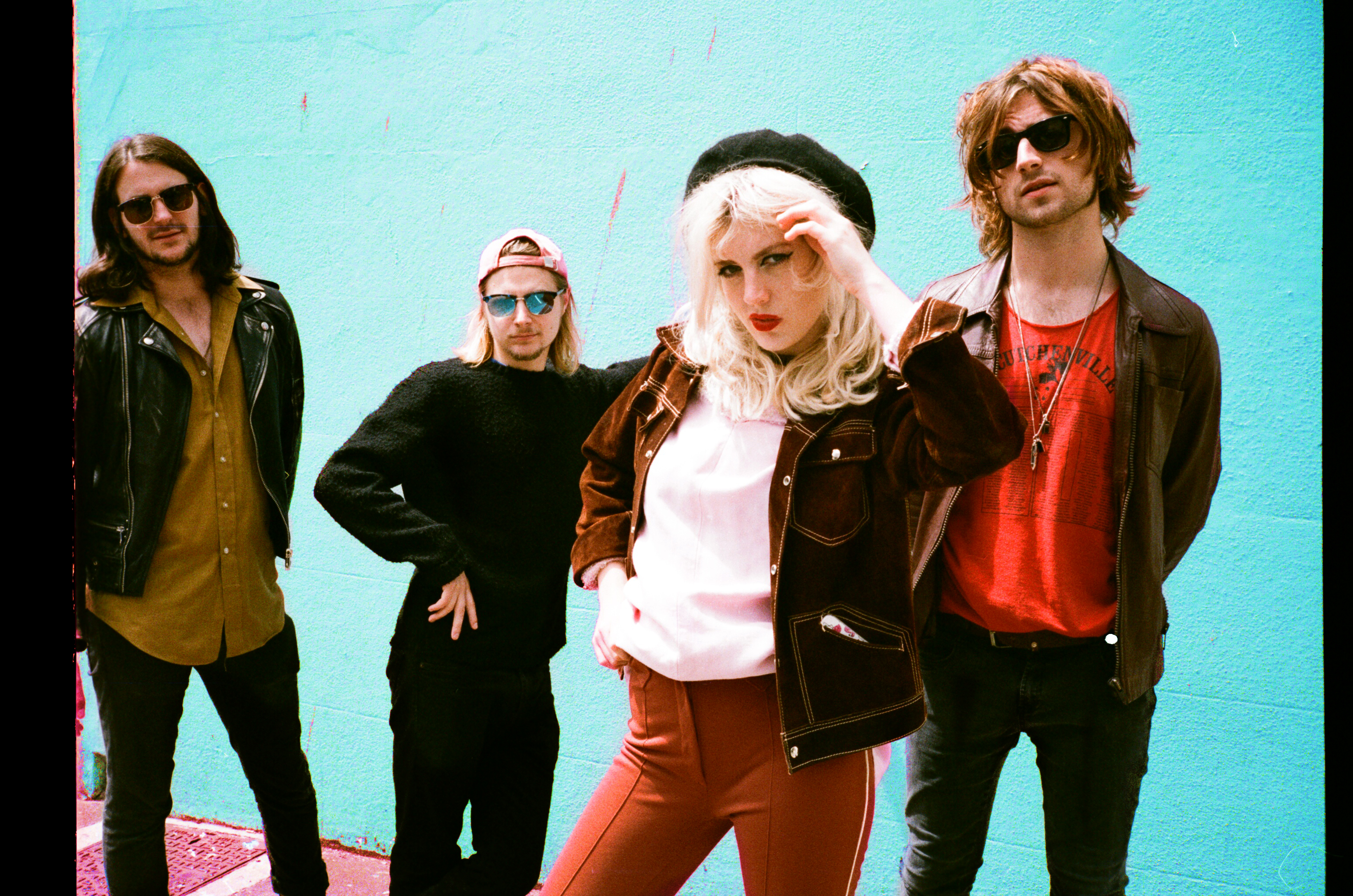 Black Honey Spook Us Out With New Song Ghost Nme