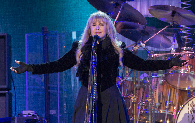 """Fleetwood Mac's new album should be finished by Christmas, according to Christine McVie. The band have been recording their first record since 2003's 'Say You Will' and have """"a fantastic variety of songs"""", apparently."""