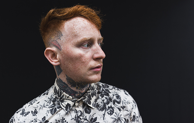 """Frank Carter launched his new album with The Rattlesnakes in a Gucci suit, which is perhaps a move you wouldn't expect from someone more readily associated with blood and anger than high fashion. Still, the record itself sounds like it's close to his roots. At the special event, he told fans that 'Modern Ruin' (out January 27) is """"incredibly personal"""" and is about """"all the struggles we go through as humans, with each other, with the people we love, with strangers, with birth and death."""" Sounds heavy."""