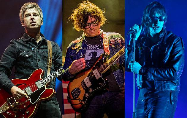 Will Ryan Adams release Oasis and Strokes tribute albums?