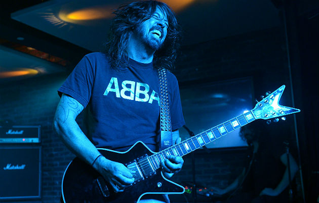Watch Foo Fighters make their live return at charity show - NME