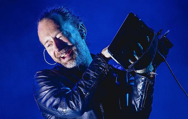 Radiohead Tour Portland