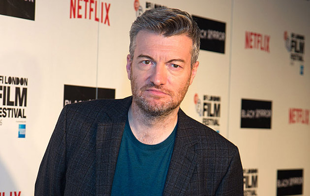 Charlie Brooker Doctor Who