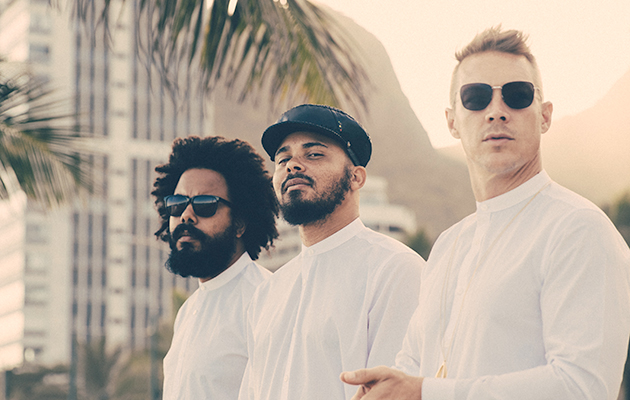 Diplo's EDM crew Major Lazer have already shared one of the tracks that's expected to make it onto their new album, anticipated to be released in January. 'Cold Water', their gigantic collaboration with MØ and Justin Bieber, seems to be the only signal we have of what to expect from the record so far, but it's definitely a promising one.