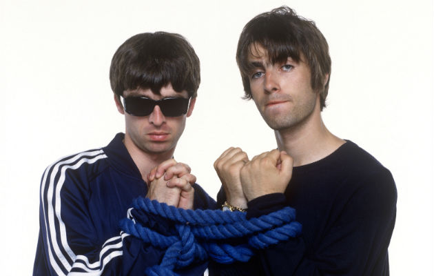 Oasis will reunite when there's less pressure, says 'Supersonic' director
