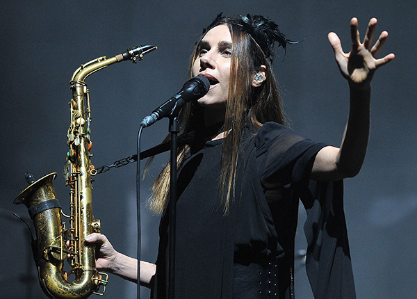 PJ Harvey at O2 Brixton Academy 31 Oct