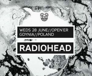 Radiohead play Open'er Festival