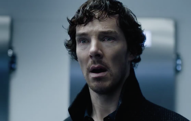 Benedict Cumberbatch says Sherlock Holmes will be 'less of ... Benedict Cumberbatch Tv