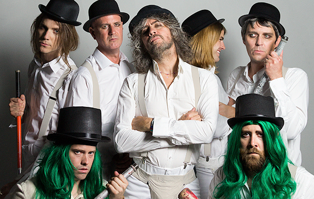 """According to Flaming Lips frontman Wayne Coyne, 'Oczy Mlody' sounds like """"Syd Barrett meets A$AP Rocky and they get trapped in a fairy tale from the future"""". The title of the record is Polish for """"eyes of the young"""", apparently, and you can find out if it lives up to Coyne's weird billing on January 13."""